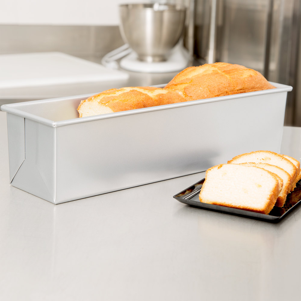 2 Lb Pullman Bread Loaf Pan