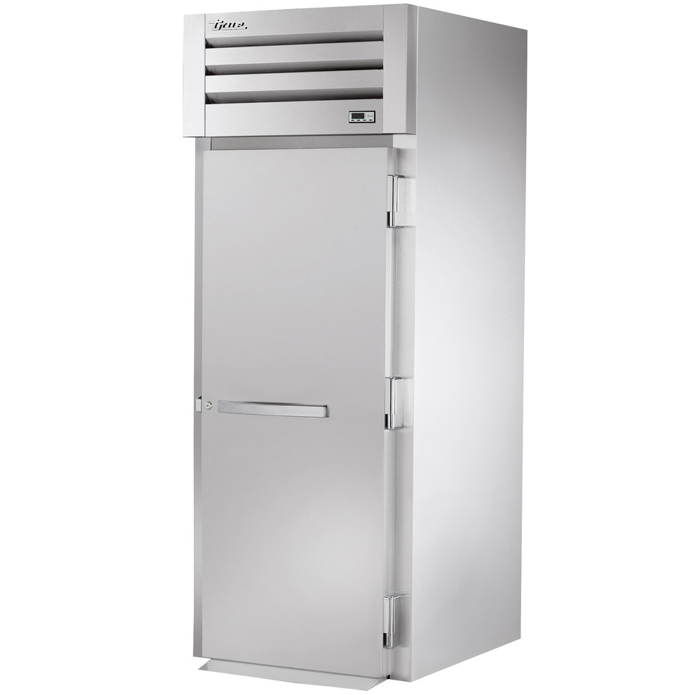True STA1FRI-1S Specification Series Solid Door Roll In Freezer - 37 Cu. Ft.