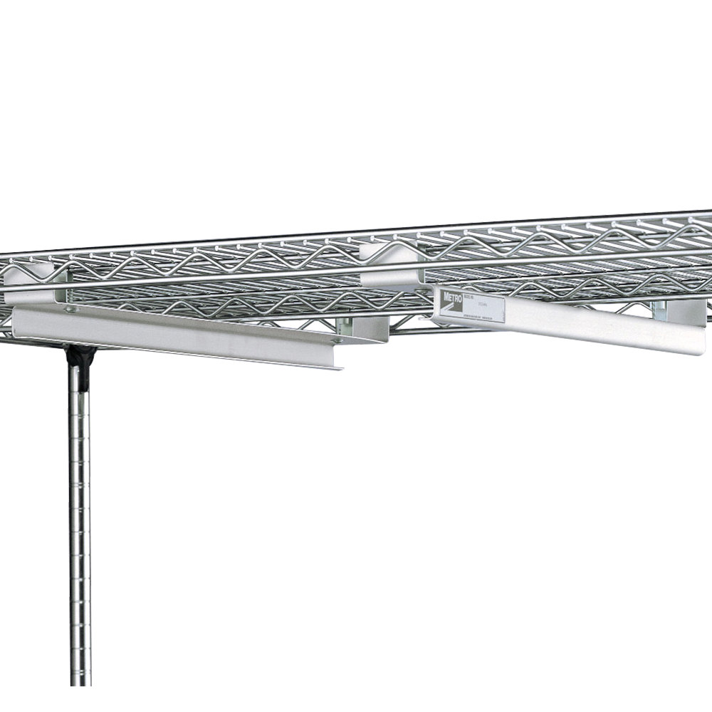 "Metro US24NA Super Erecta Adjustable Undershelf Slide for 24"" Shelf"