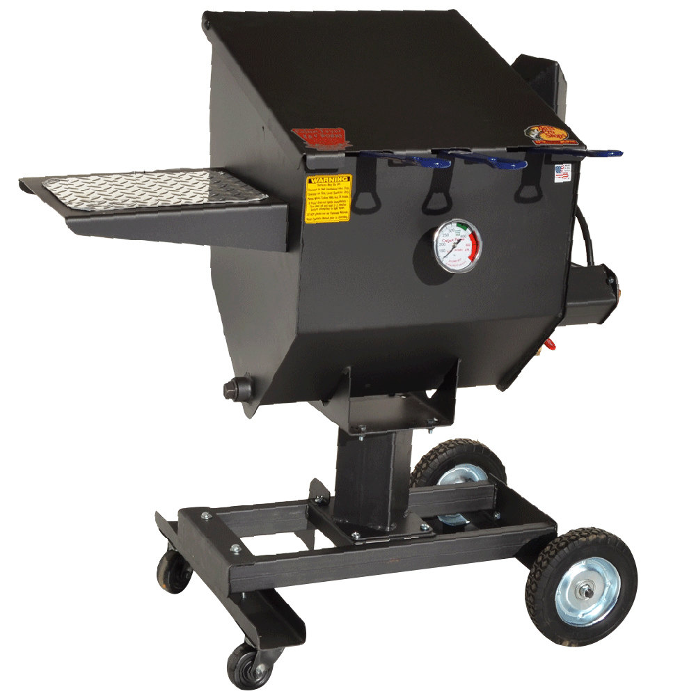 Natural Gas Deep Fryer Outdoor