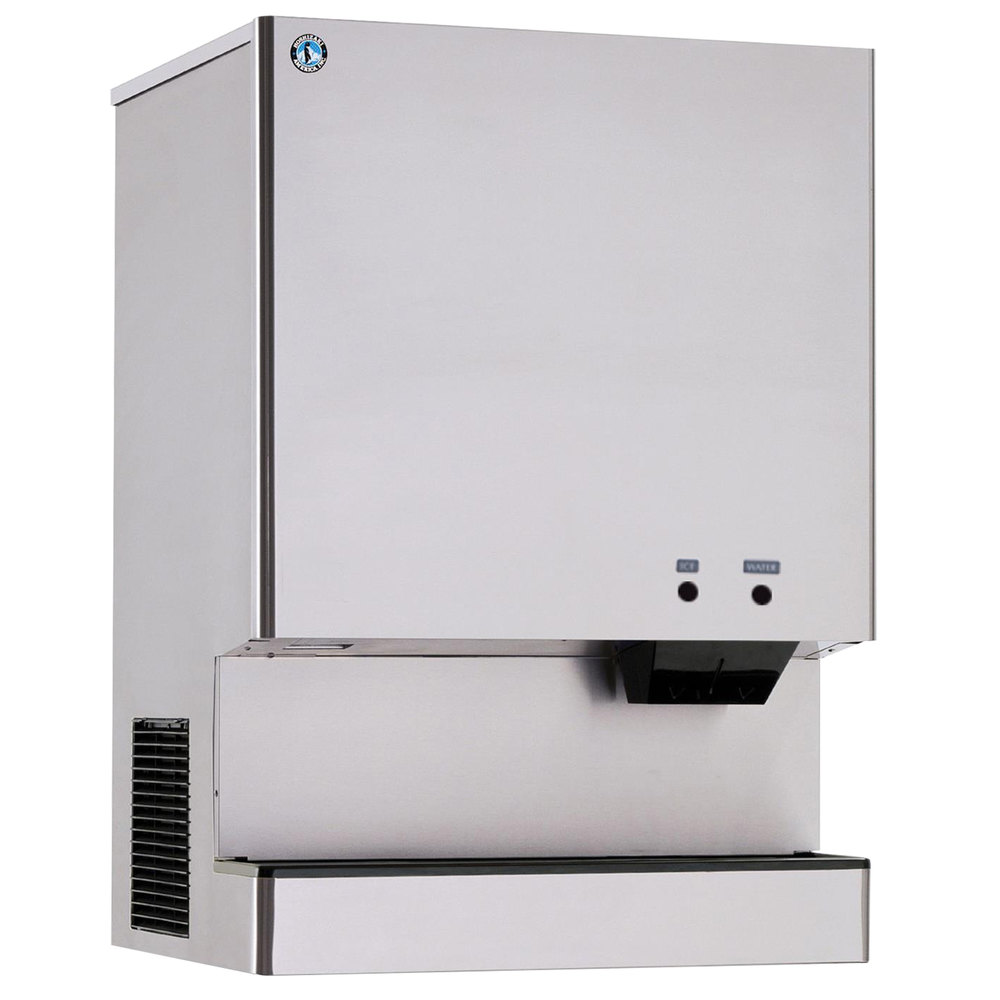 Countertop Ice Machine And Water Dispenser : Hoshizaki DCM-751BAH Countertop Ice Maker and Water Dispenser - 80 lb ...