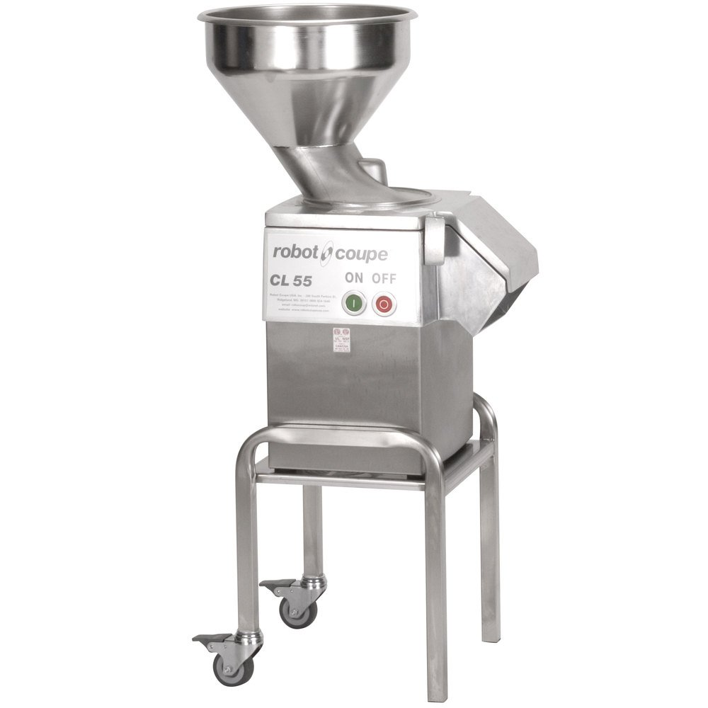 Robot Coupe CL55 Bulk Feed Food Processor - 3 hp