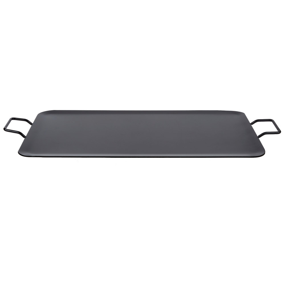 Full Size Griddle ~ American metalcraft g full size iron griddle