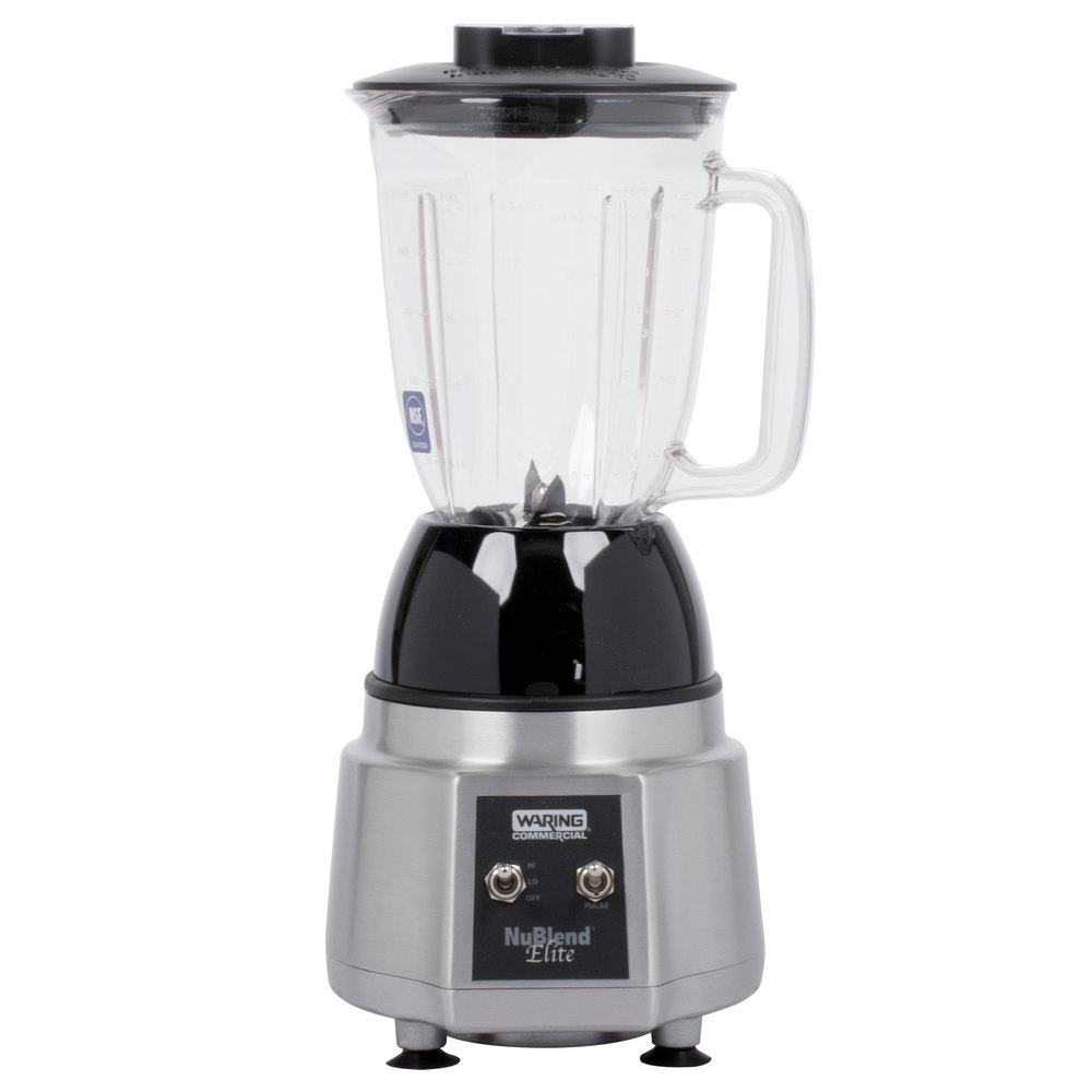 949389 waring bb190 nublend elite commercial blender with 44 oz  at readyjetset.co