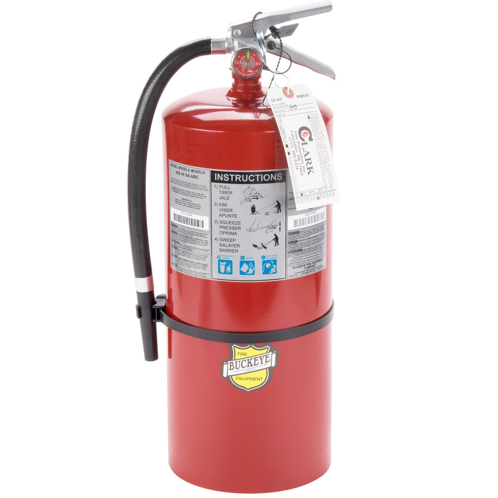 C Fire Extinguisher Home Depot