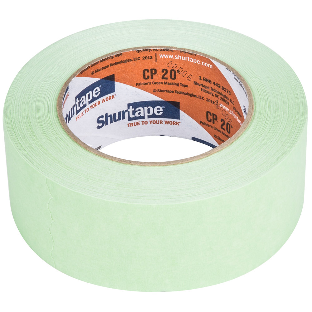 "Green Painter's Tape 2"" x 60 Yards (48 mm x 55 m)"