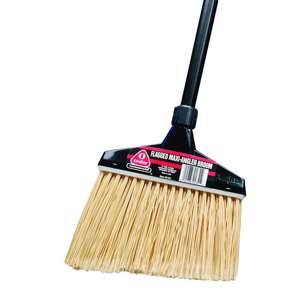 Diversey 91351 O Cedar Maxi Angler 51 Quot Flagged Angle Broom