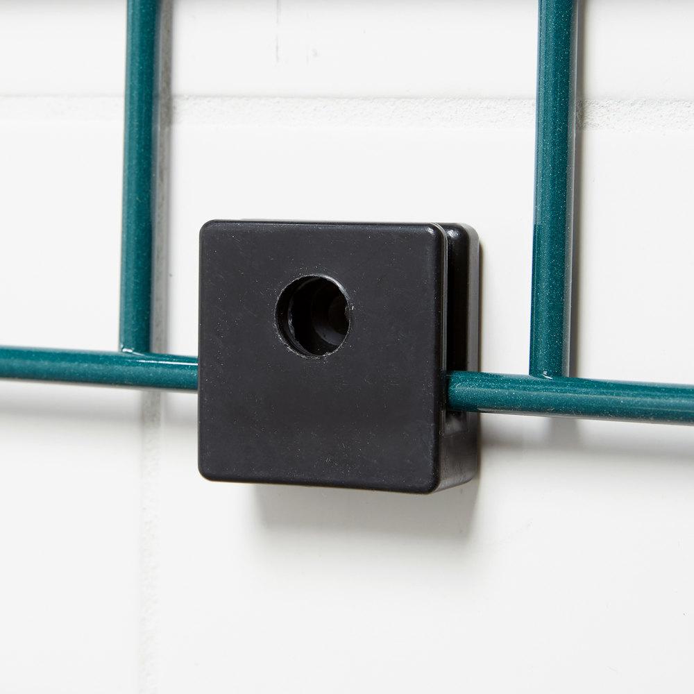 Metro Wgbrkt Smartwall G3 Black Plastic Grid Mounting