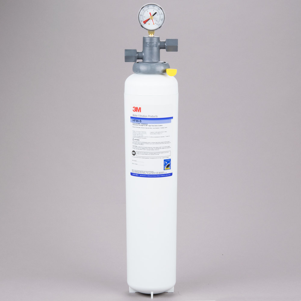3m Cuno Ice190 S Single Cartridge Ice Machine Water