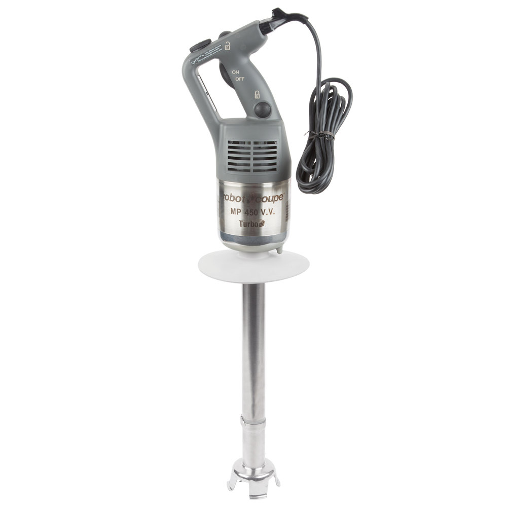 Robot Coupe Hand Blender ~ Robot coupe mp turbo vv quot variable speed immersion