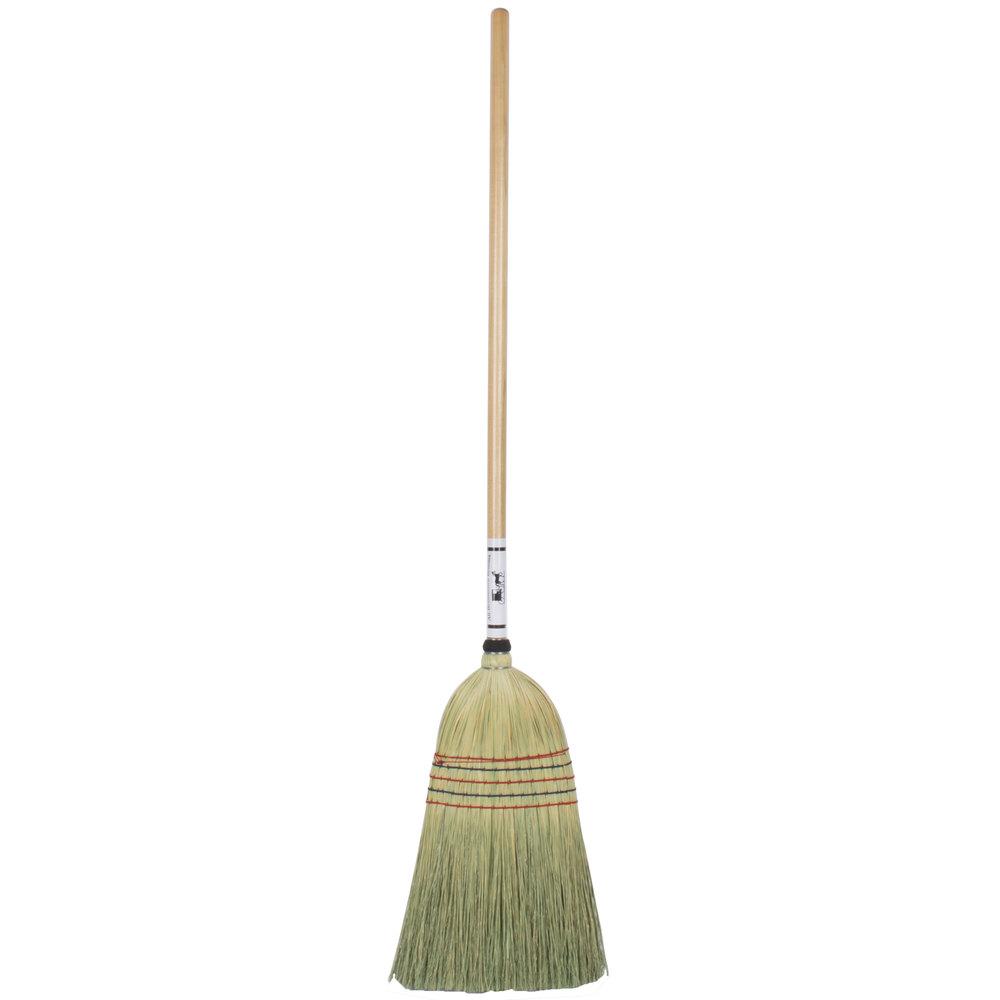 Gas Ranges >> Corn Broom | Heavy Duty Amish Corn Broom