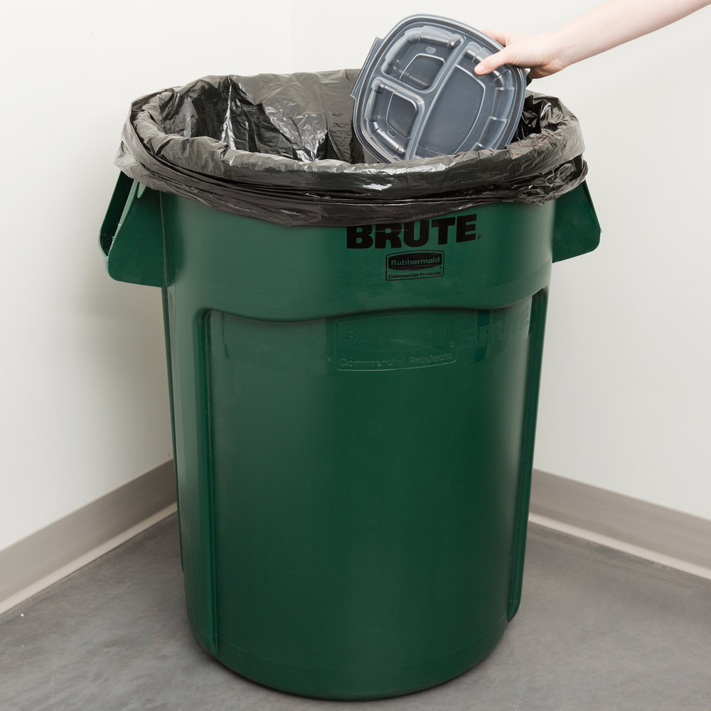 the importance of trash cans Not all trash cans are made equal and the material a trash can is made of is one of the most important things to look at when deciding which one to get for different areas in your home.