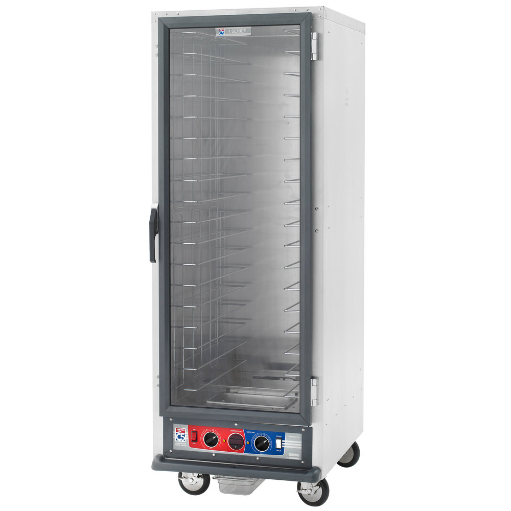 Metro C519-CFC-4 Full-Size Uninsulated Holding/Proofing Cabinet ...