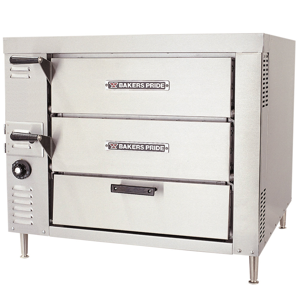 Countertop Oven Gas : Bakers Pride GP-61 Gas Countertop Oven - 45,000 BTU