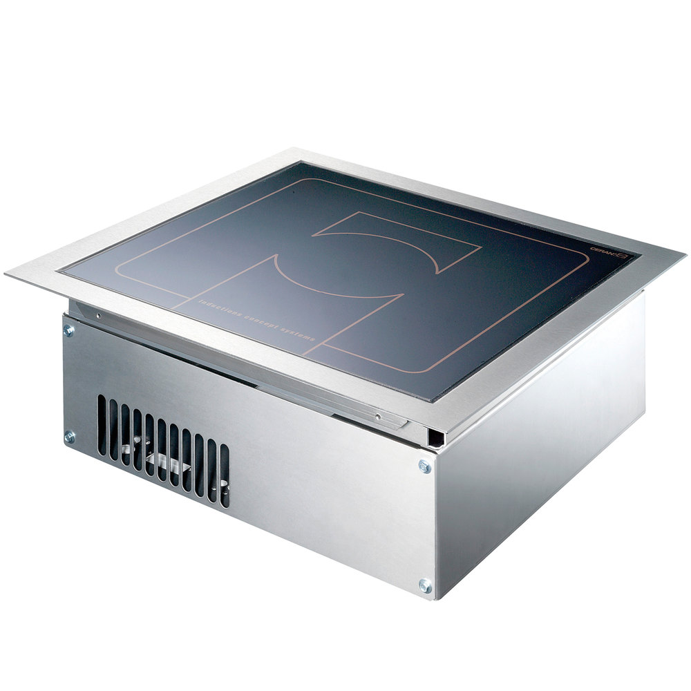 Garland GI-BH/IN 2500 Baby Hob Drop-In Induction Range - 2.5 kW