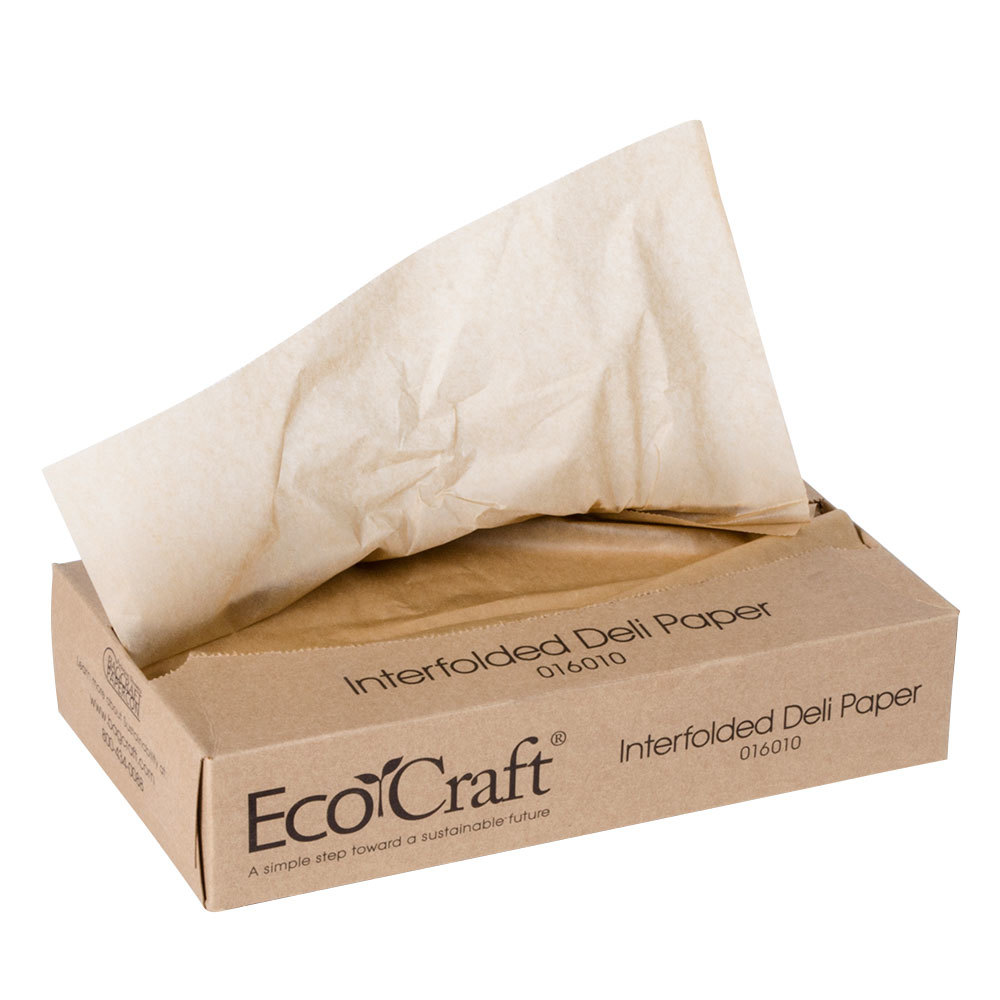 Sandwich Wrapping Paper : Bagcraft papercon quot ecocraft