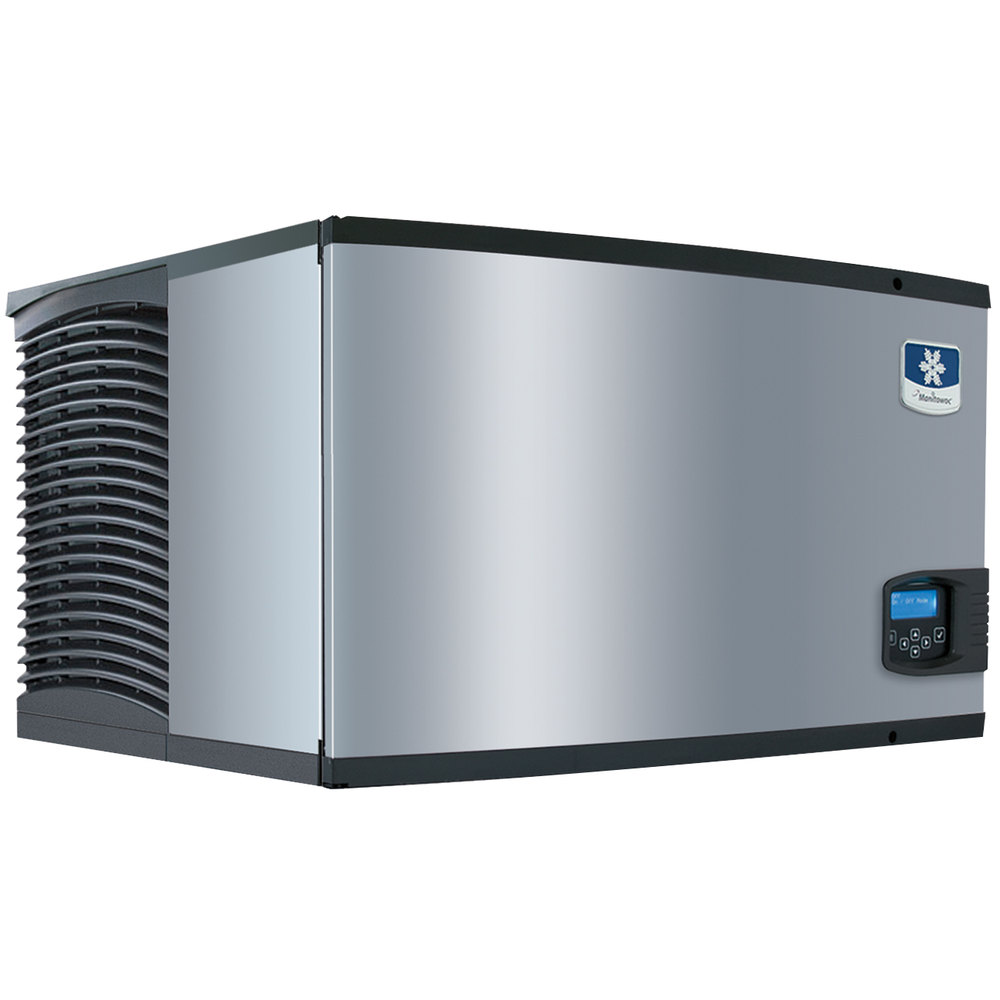 "Manitowoc IY-0304A Indigo Series 30"" Air Cooled Half Size Cube Ice Machine - 310 lb."