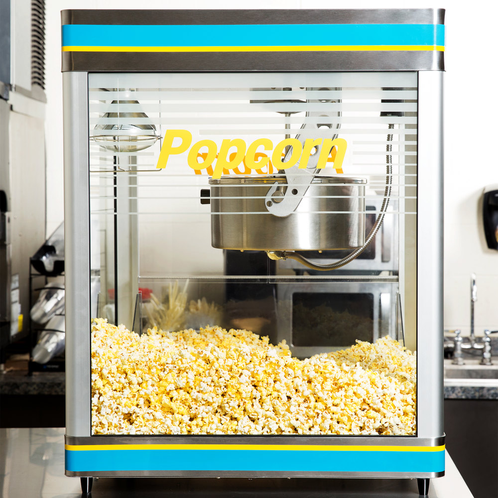 Star G14-Y Galaxy 14 oz. Popcorn Popper