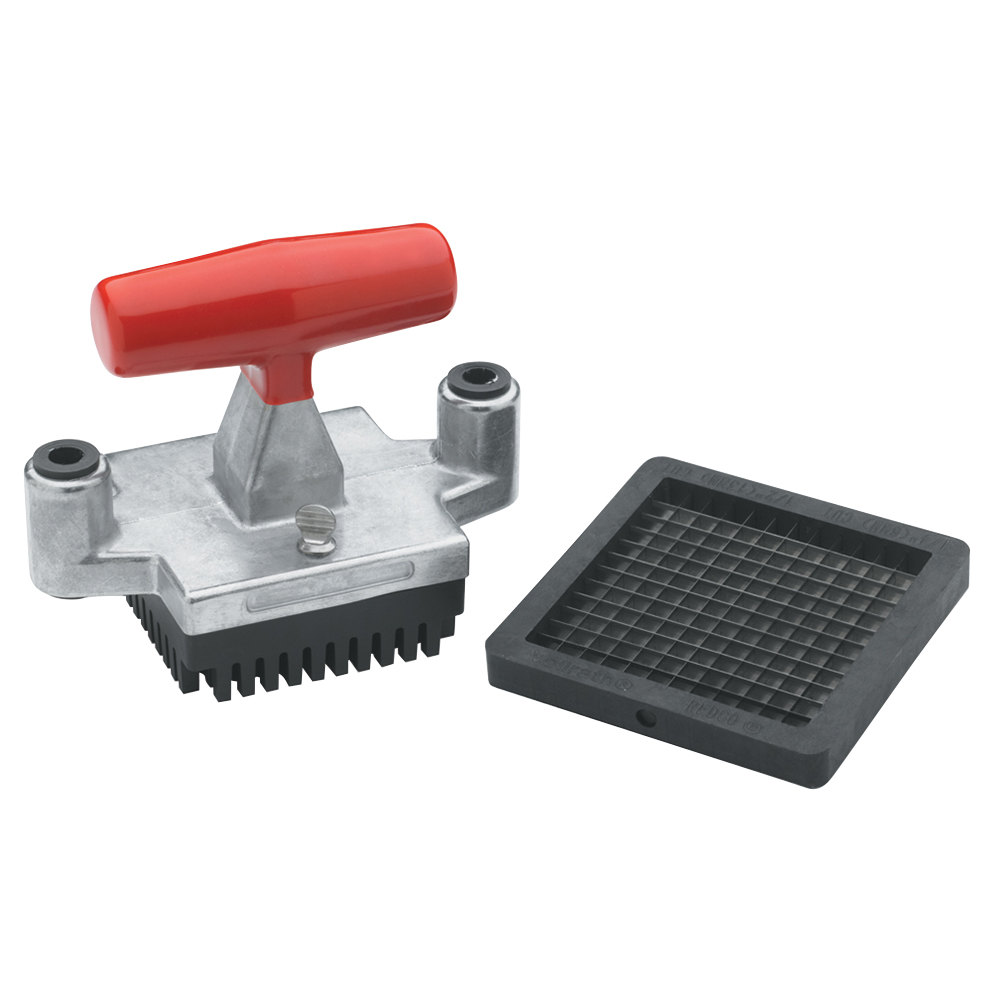 "Vollrath 15085 Redco 1/4"" x 1/2"" Dice T-Pack for Vollrath Redco InstaCut 3.5 - Tabletop Mount"