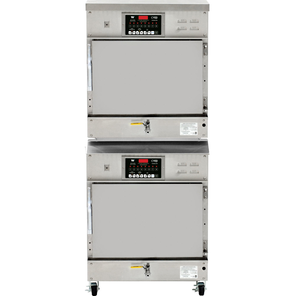 Winston Industries CAT507/CAT507 CVAP Full Height Stacked Thermalizer Oven