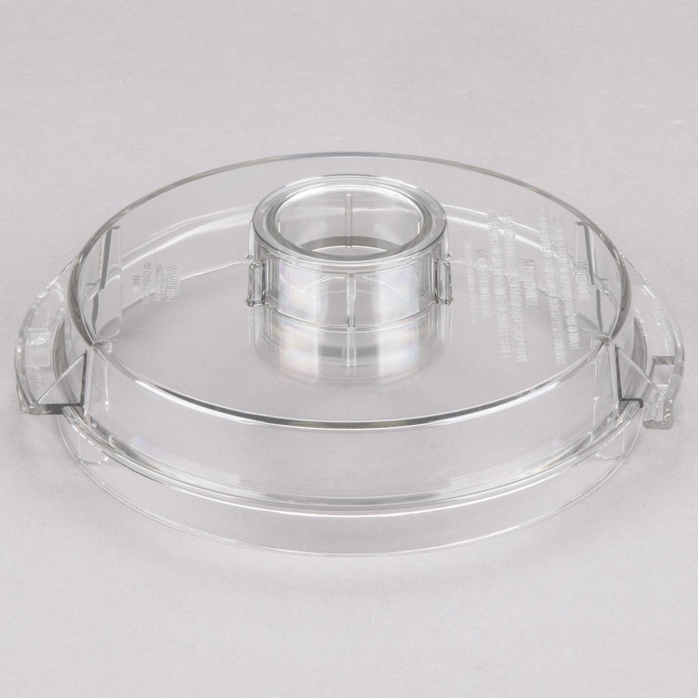 Waring 032675 2.5 Qt. Flat Bowl Cover