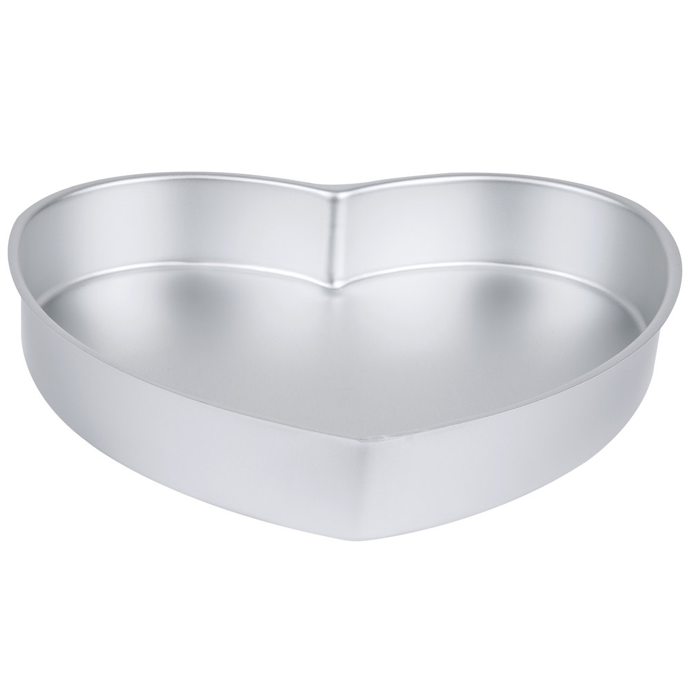 heart cake pan wilton 2105 607 decorator preferred shaped cake pan 4764