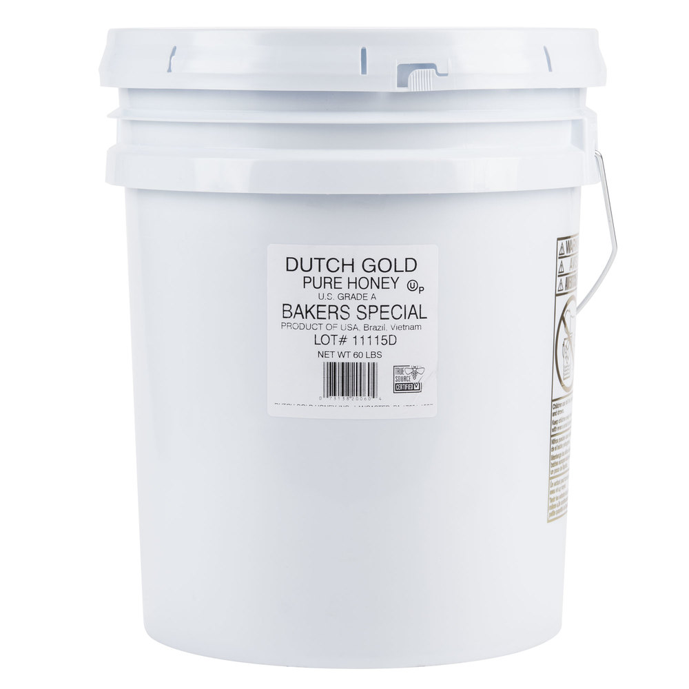 Dutch Gold 60 lb. Baker's Special Honey