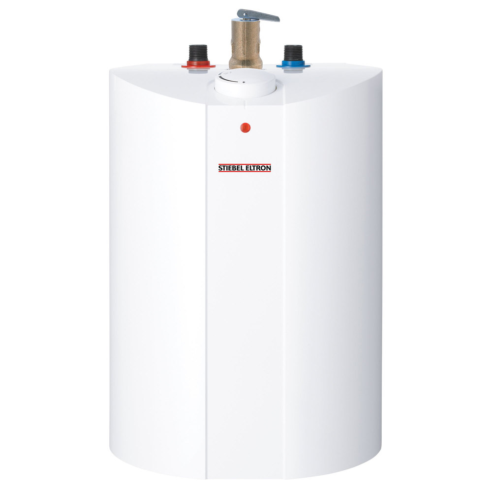 Stiebel Eltron 233219 SHC 2.5 Point-of-Use 2.65 Gallon Mini Tank Electric Water Heater - 1.3 kW