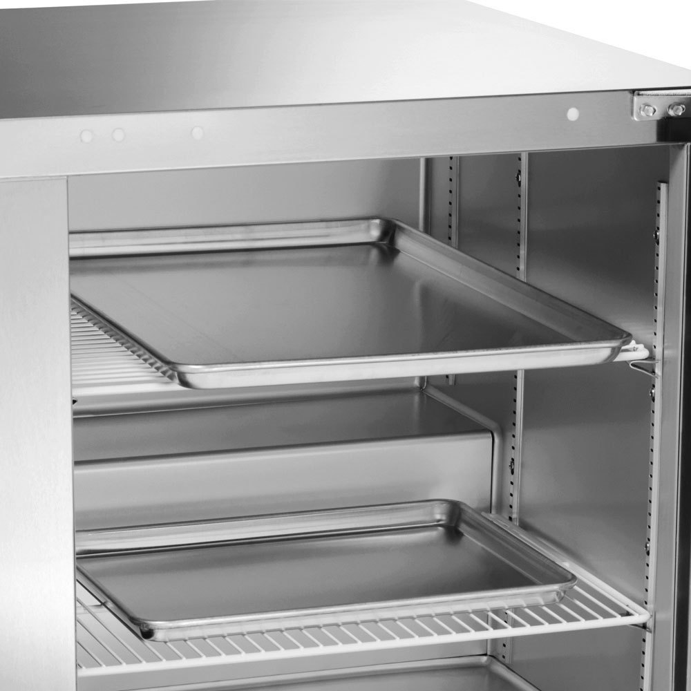 Traulsen SHELF72-UPPER Powder Coated Upper Shelf for Refrigerators and Freezers