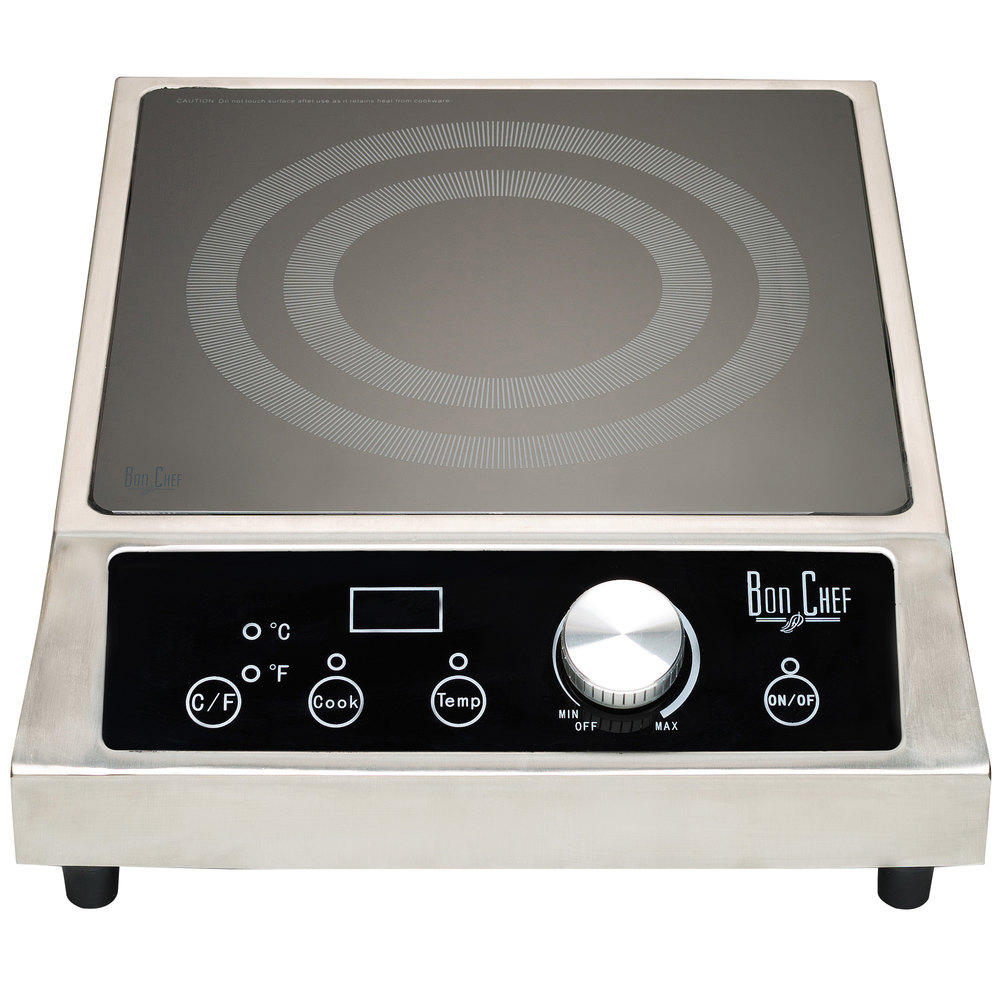Chef 12084 Countertop Induction Range - 208/240V, 3500W