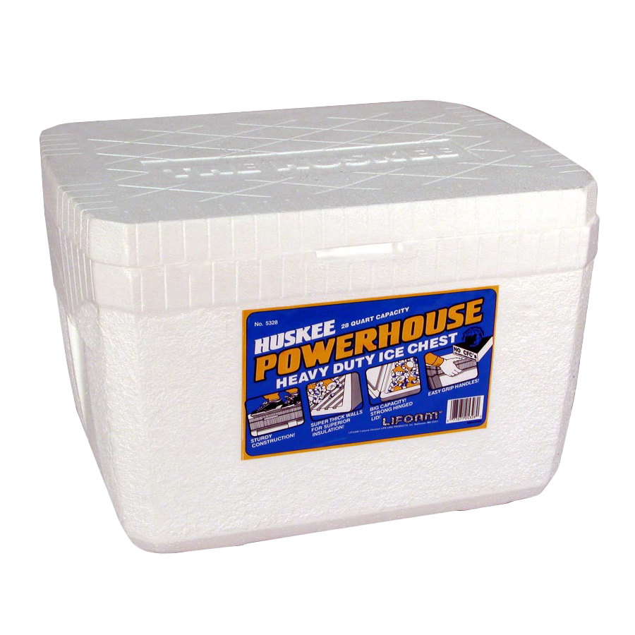 "Huskee Powerhouse Foam Cooler - 18 1/2"" x 14 1/2"""