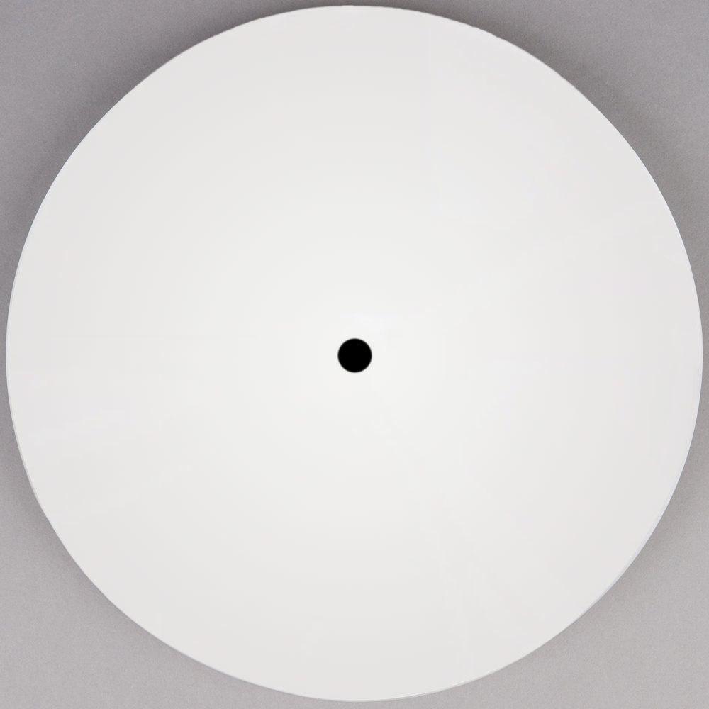 Grosfillex 99891304 48 Quot White Round Molded Melamine