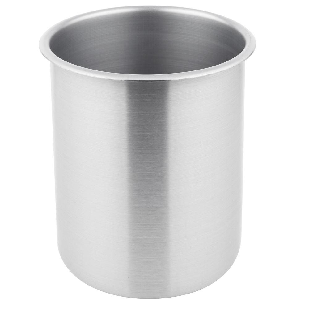 Vollrath 78740 4 25 Qt Stainless Steel Bain Marie Pot