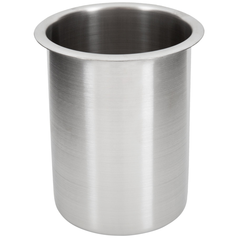 Vollrath 78710 1 25 Qt Stainless Steel Bain Marie Pot