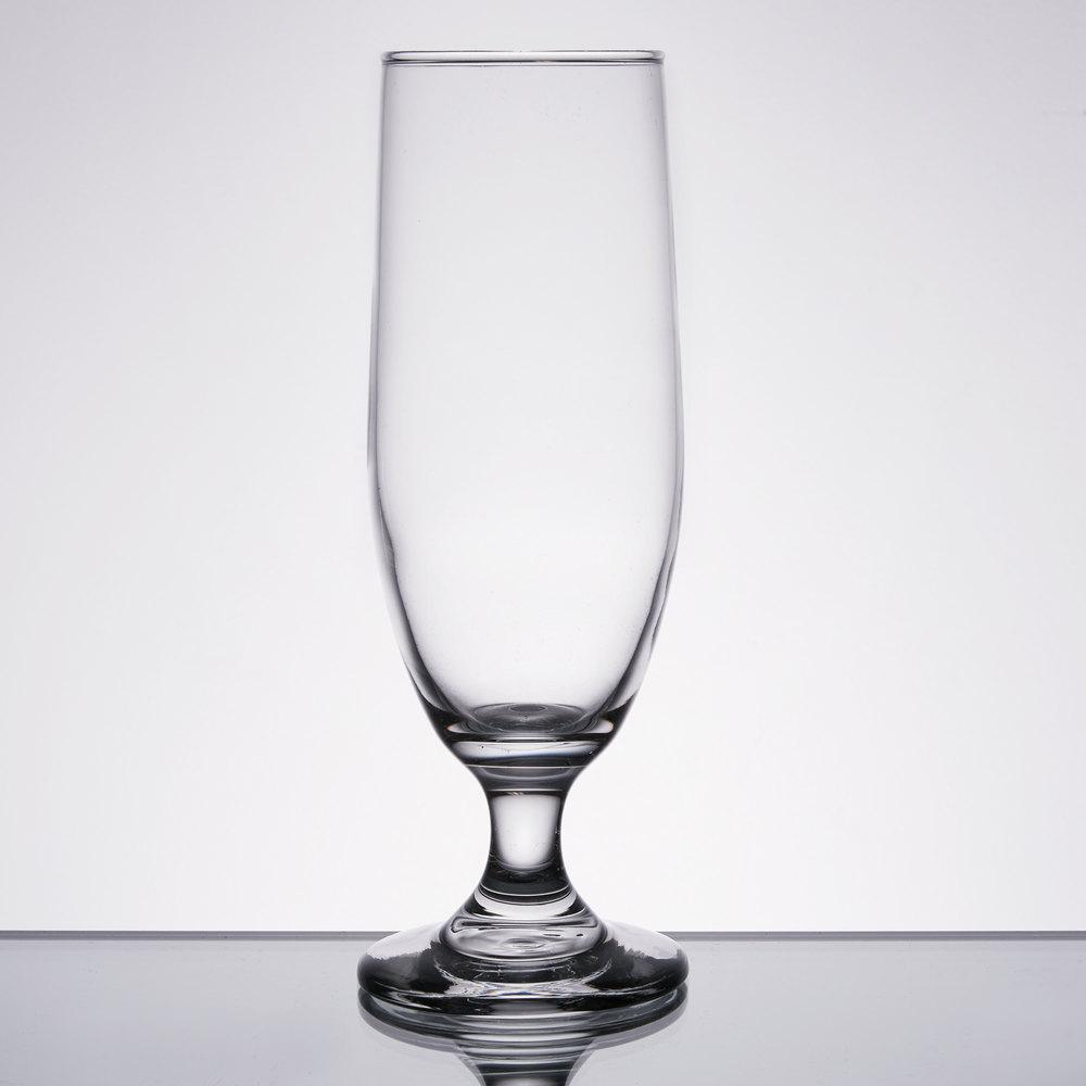 Anchor Hocking 90249 13 Oz Stemmed Pilsner Glass 12 Case