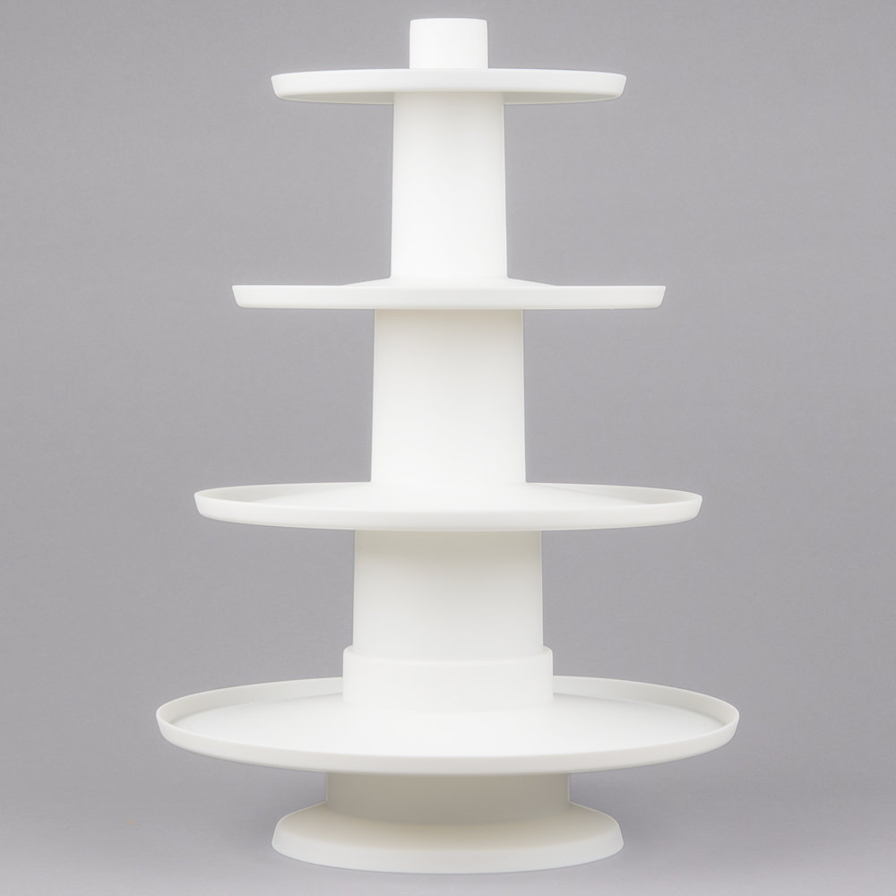 Wilton 307 856 Dessert Display Stand 4 Tiers