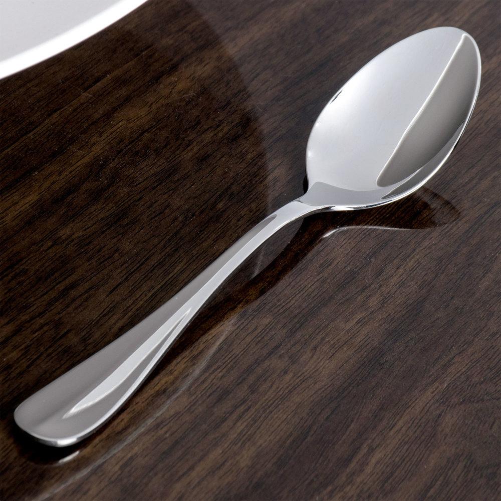Oneida B735stsf Bague Stainless Steel Flatware Teaspoon