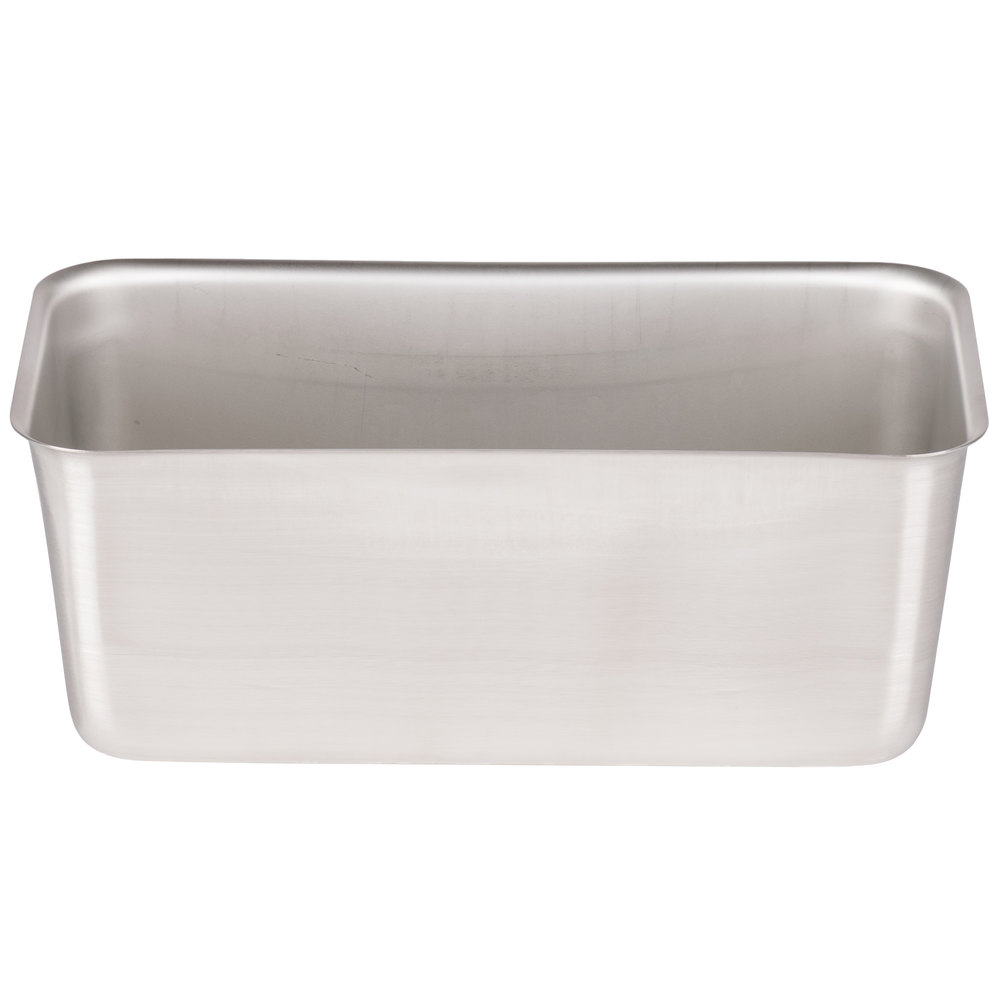 Vollrath 72060 10 Quot X 6 Quot X 4 Quot Stainless Steel Loaf Pan