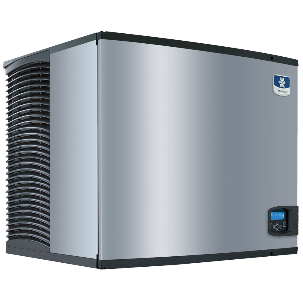 "Manitowoc IR-0996N Indigo Series 30"" Remote Condenser Regular Cube Ice Machine - 753 lb."