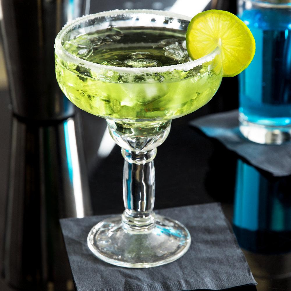 Libbey 5784 13 5 Oz Yucatan Margarita Glass 12 Case
