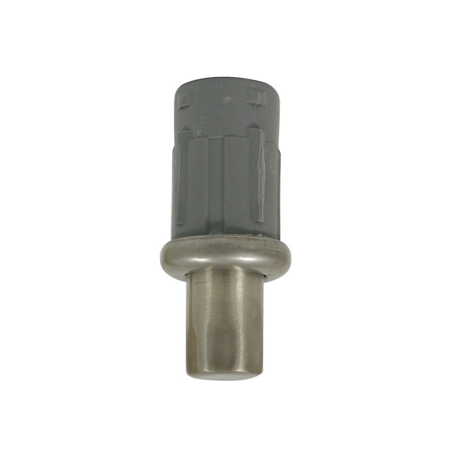 Advance Tabco K-478 Replacement Stainless Steel Bullet Foot for Dishtables