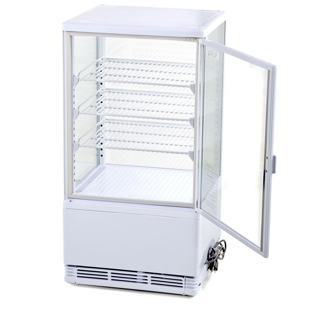 Countertop Beverage Cooler : ... FSG-3 Four Sided Glass Countertop Beverage Cooler - 3 Cu. Ft., 115V