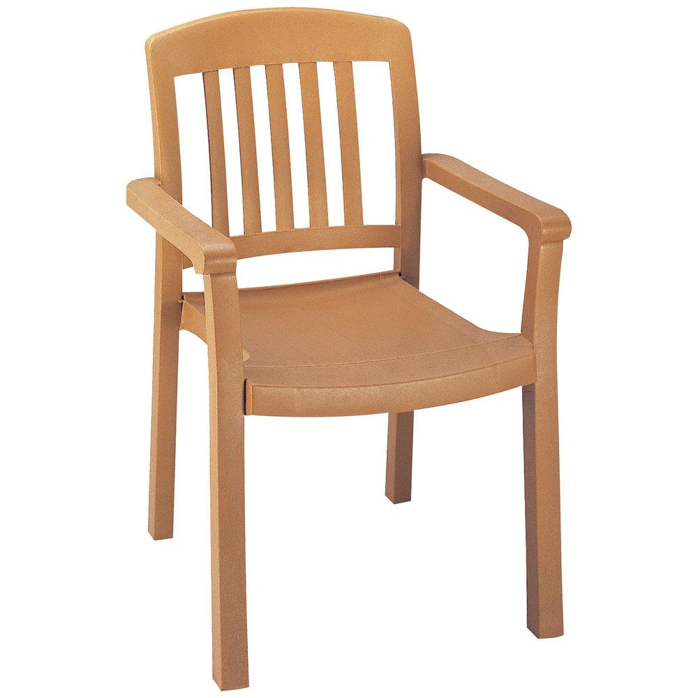 Outdoor Restaurant Chairs grosfillex | outdoor restaurant chairs