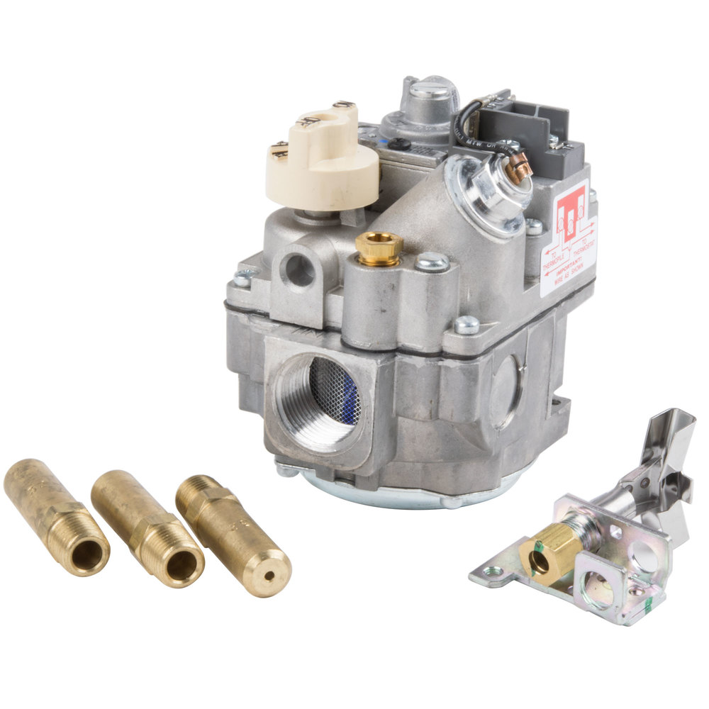 How To Install Natural Gas Conversion Kit