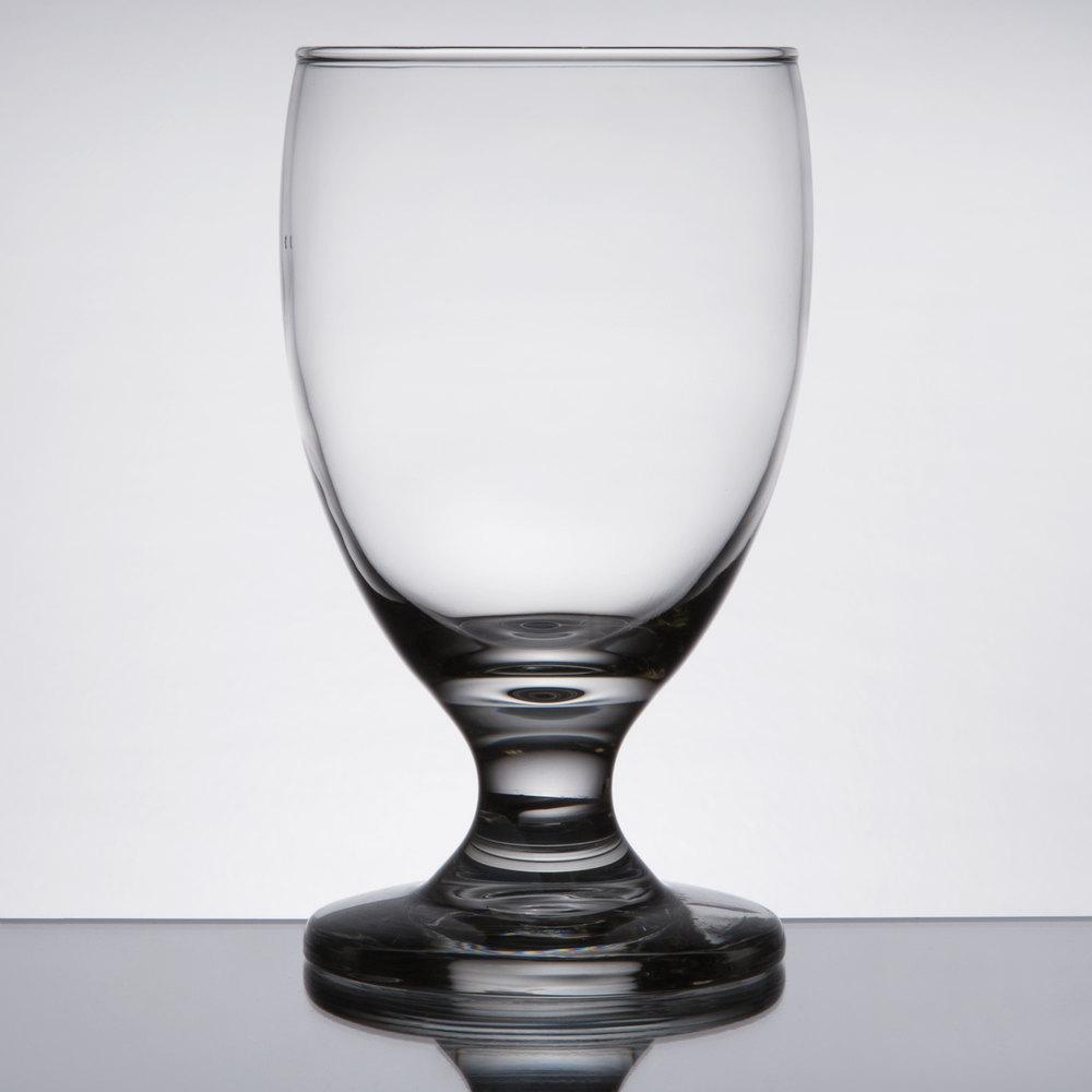 Core 10 5 Oz Glass Goblet 12 Case