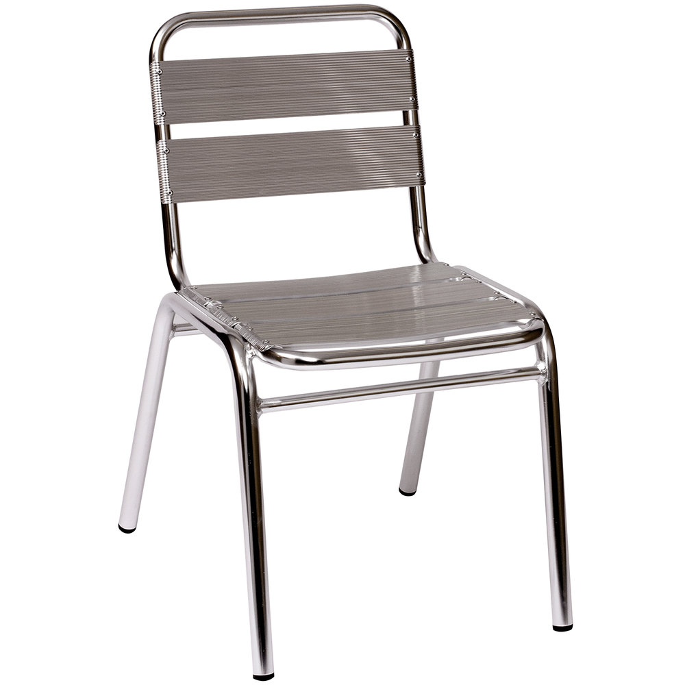 ... Aluminum Stackable Patio Chairs
