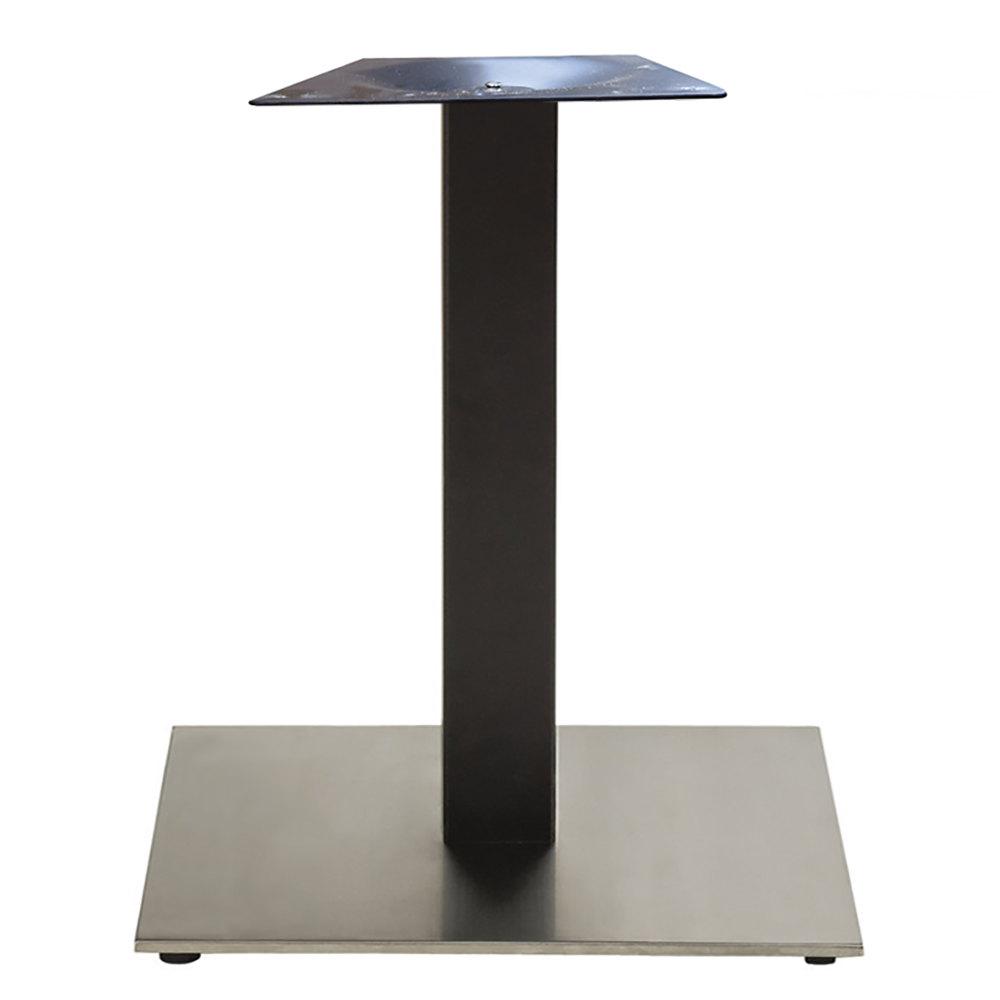 """Grosfillex US Indoor Contemporary 22"""" x 22"""" Square Pedestal"""