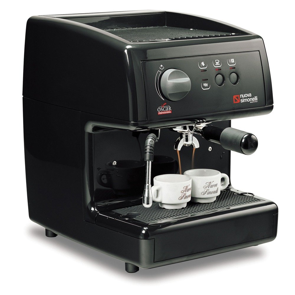 Nuova Simonelli Black Oscar Professional Espresso Machine - Direct Connection, 110V