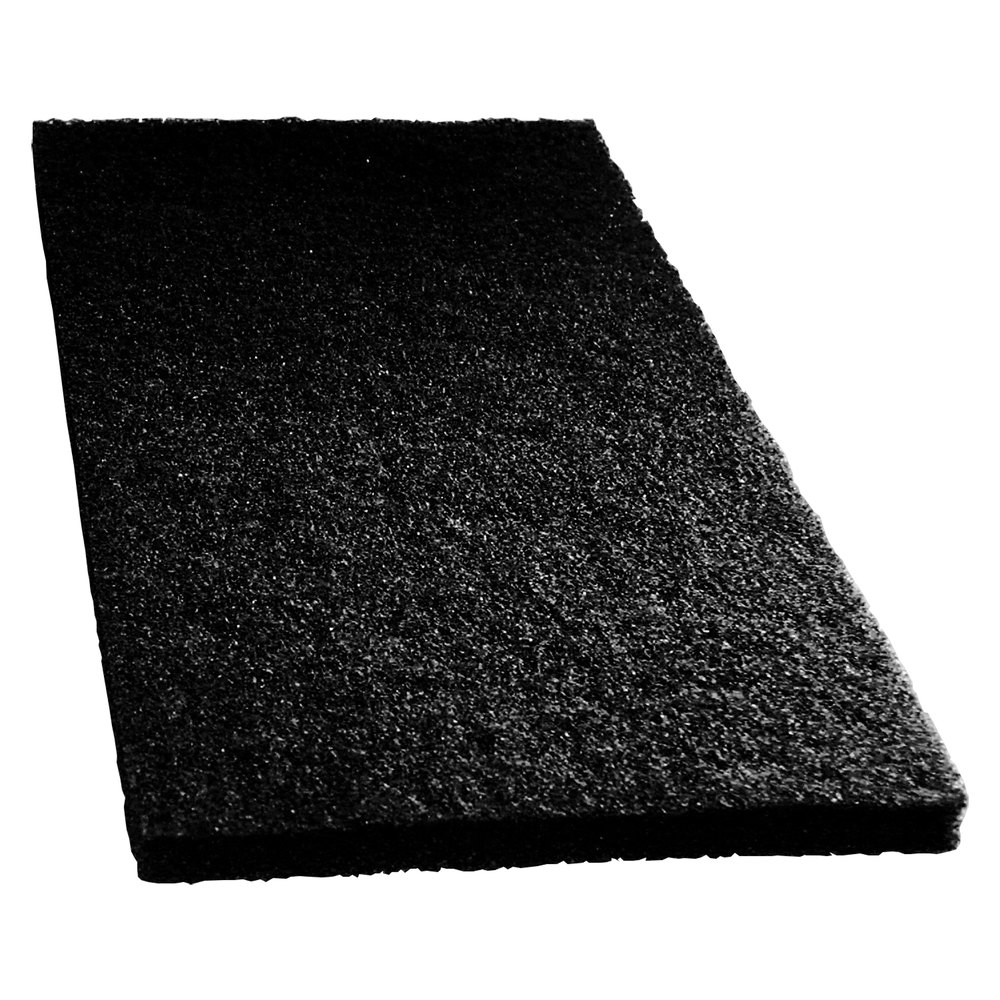 Scrubble By Acs 72 14 14 Quot X 20 Quot Black Stripping Floor Pad