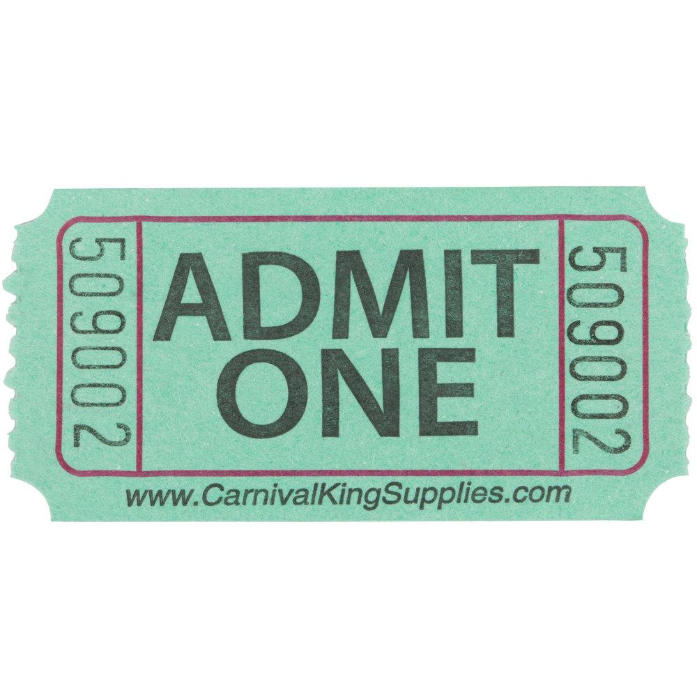 Greeen Tickets